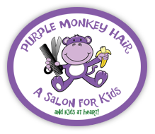 Purple Monkey Hair